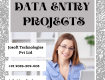 DATA ENTRY PROJECTS IN COIMBATORE