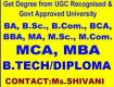 ADMISSION OPEN FOR ALL UG AND PG COURSES