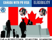 Live Work & settle in Canada with PR Visa