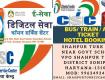 IRCTC Train Air Bus Ticket Booking