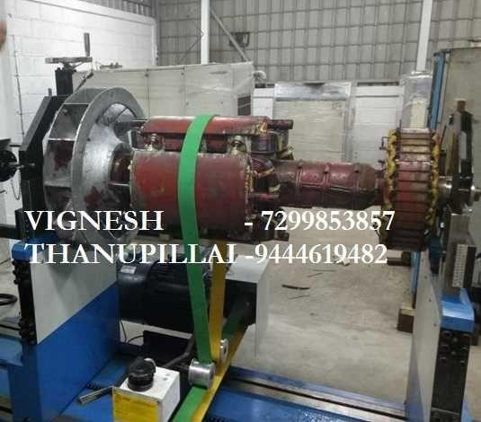 Electrical Rotor Dynamic Balancing In Chennai