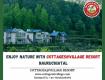 Best Offbeat Nature Resort in Naukuchiatal, Nainital - Cottages@Village Resort