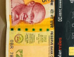 200 Rs Note with Serial Number 786786 Lucky Number  Jai Peera Di