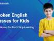 Spoken English Classes for Kids