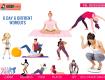 Zumba   Aerobics   Yoga Classes I Bollywood Dance   HIIT   Strength Training   Ladies Fitness Center I Personal Trainer