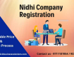 Quick Online Nidhi Company Registration at Affordable Price