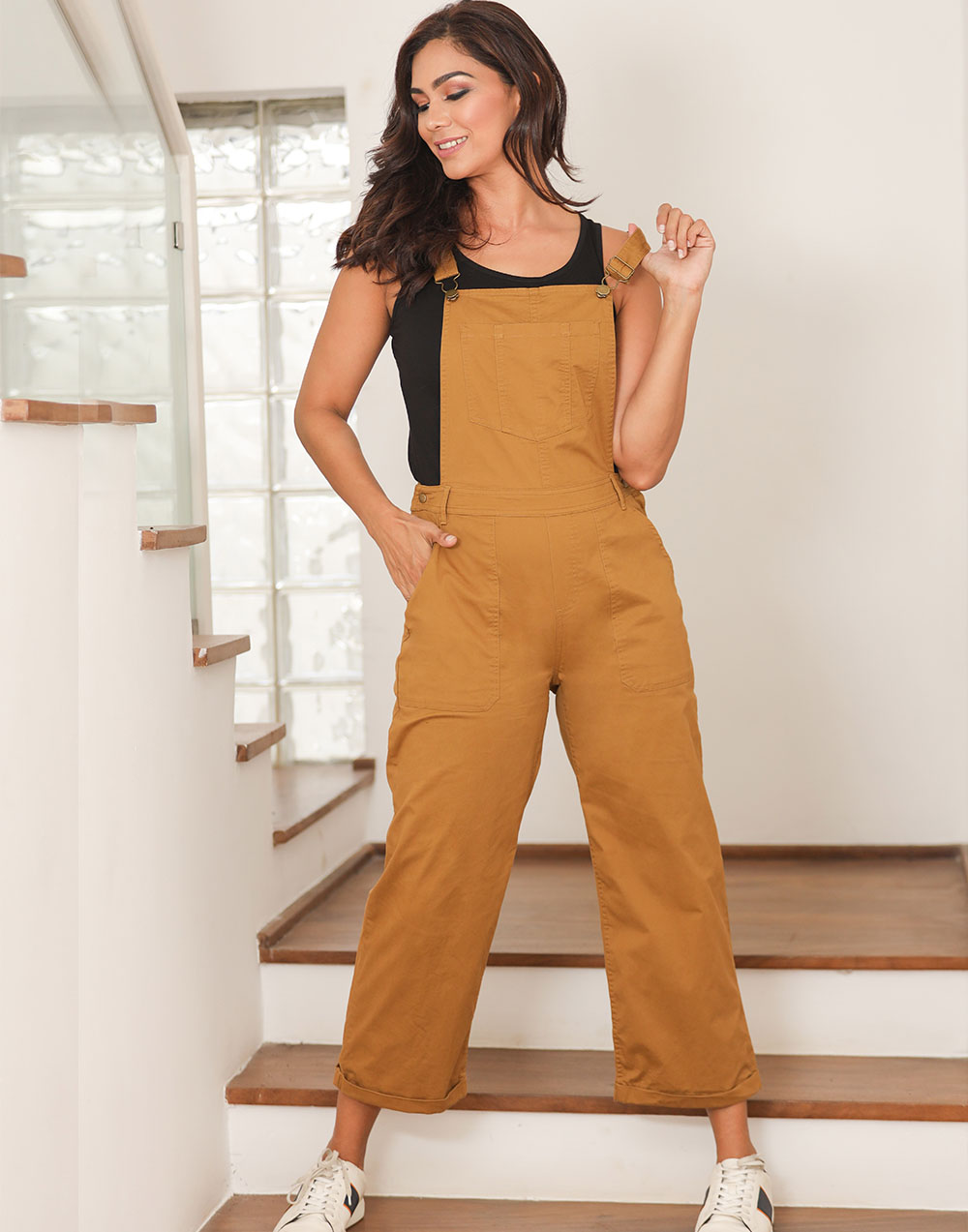 The Boyfriend Overall Jumpsuit