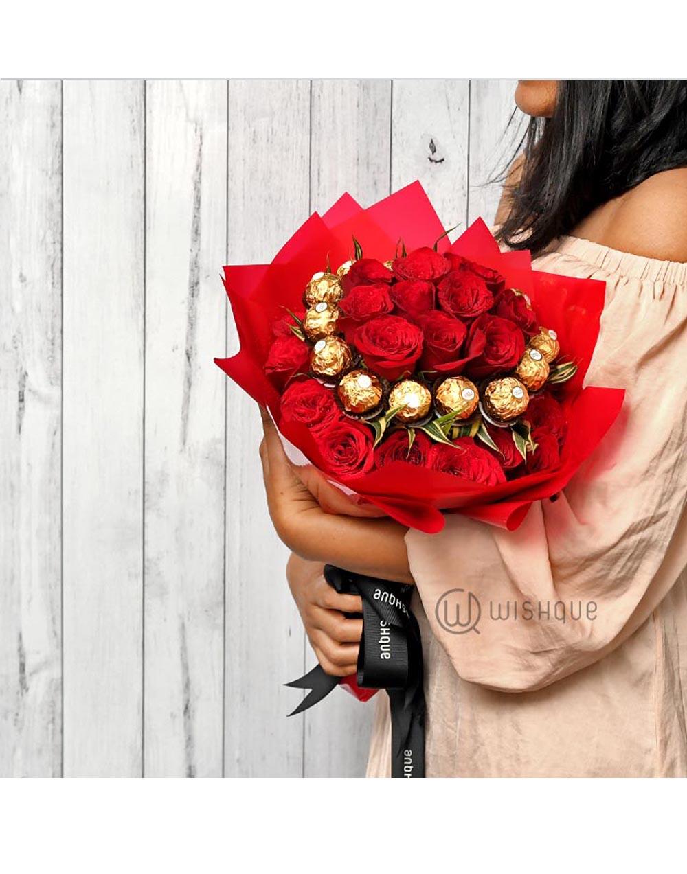 Shimmer Love Bouquet