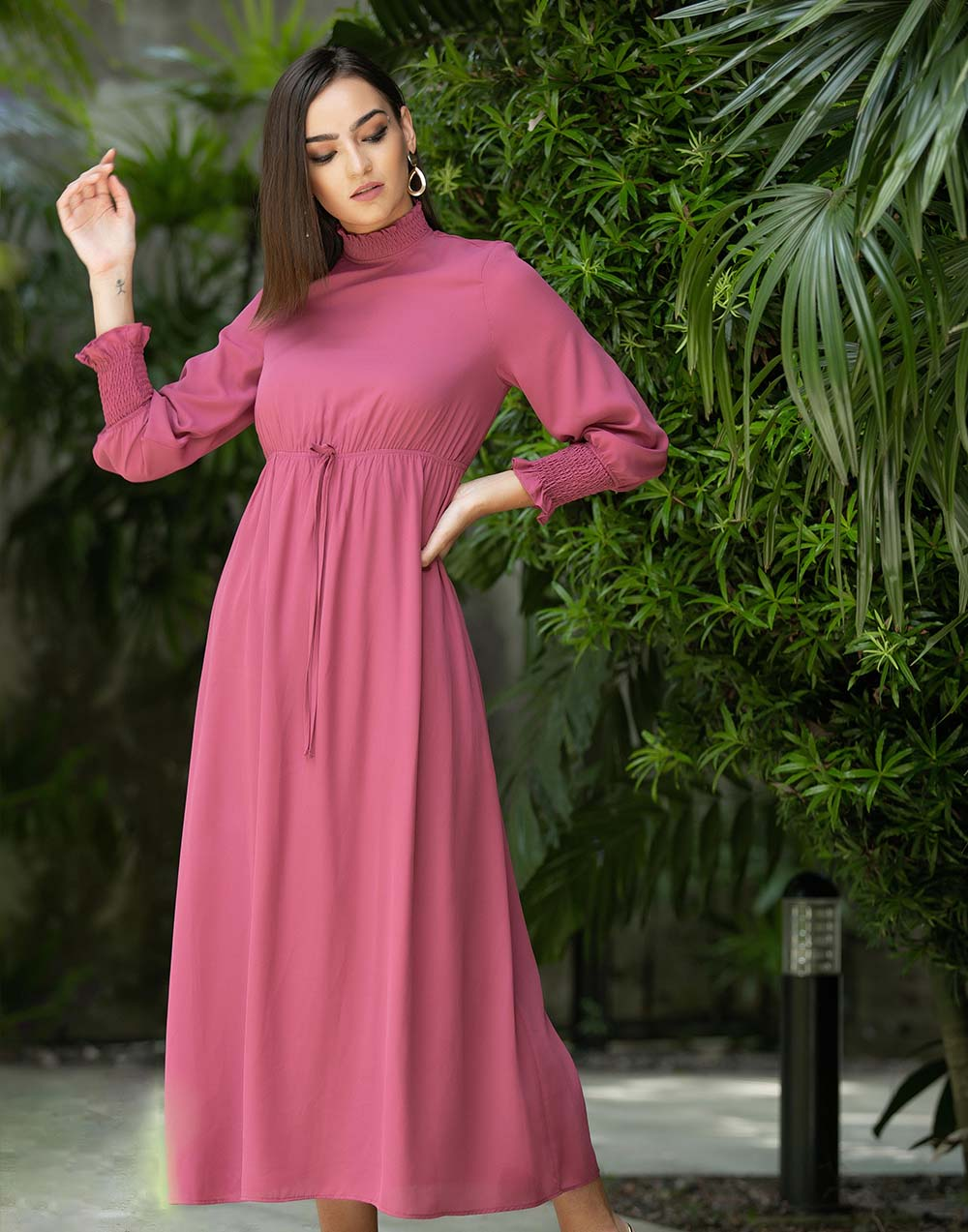 Vouge In You Maxi Dress