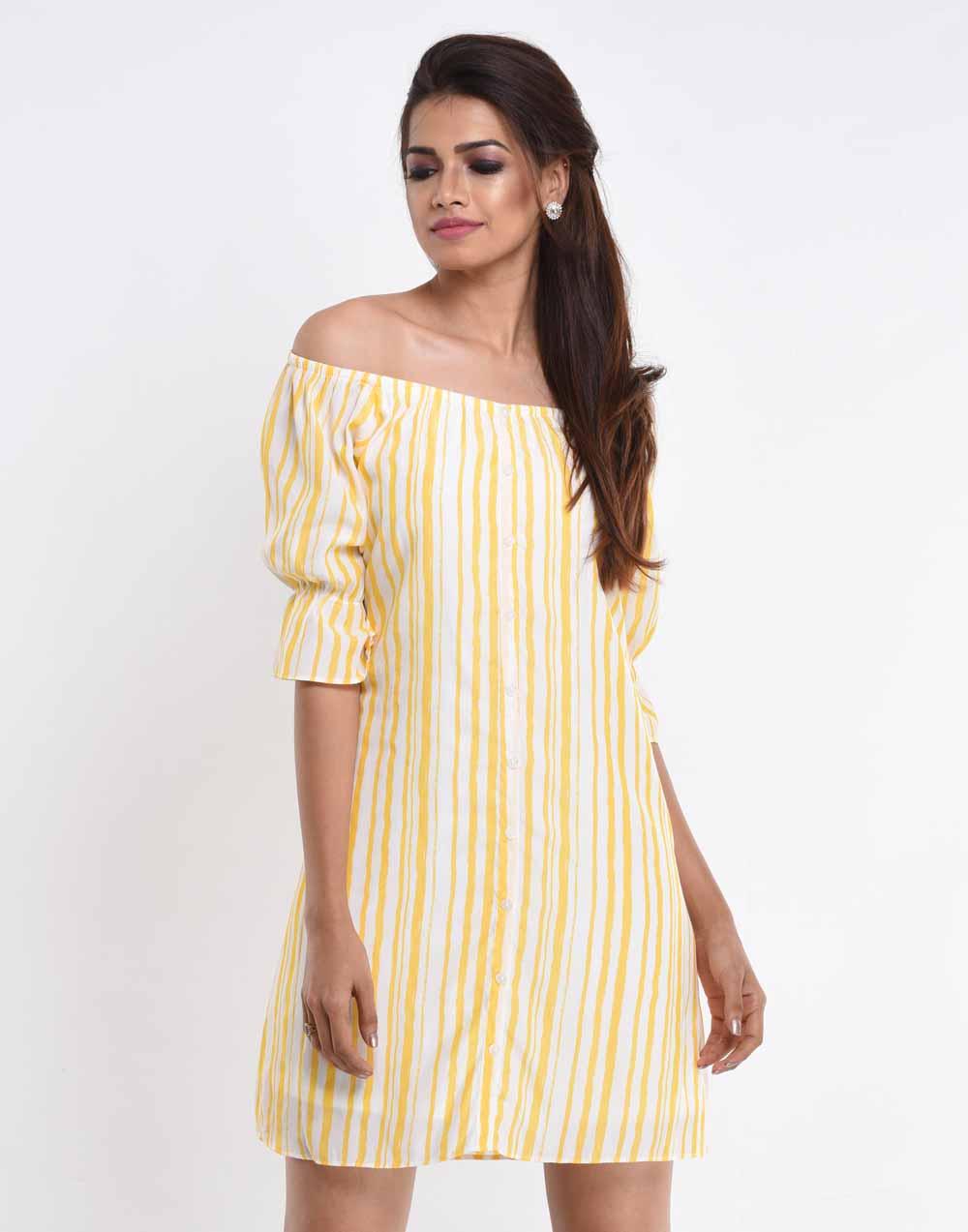 Casual Getaway Dress