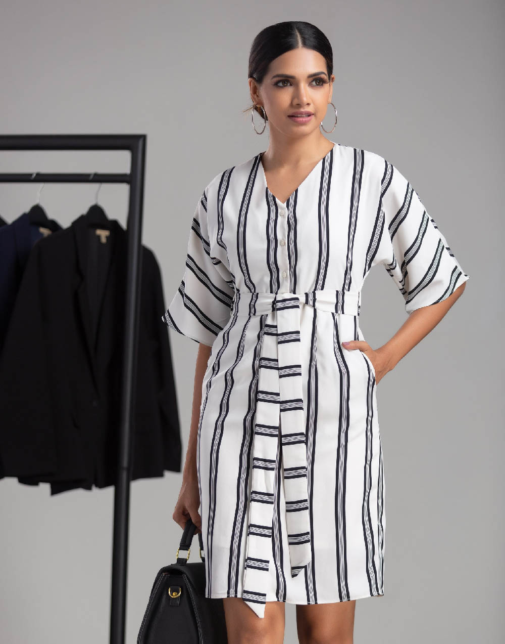 One of the Confident  Work Wear Dress