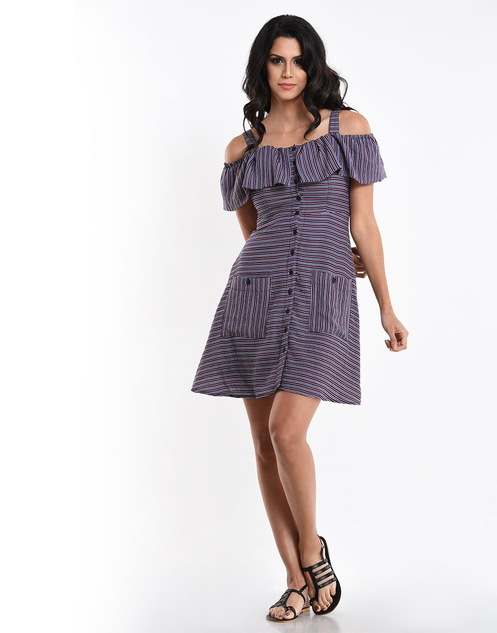 Forever Young Playful Dress