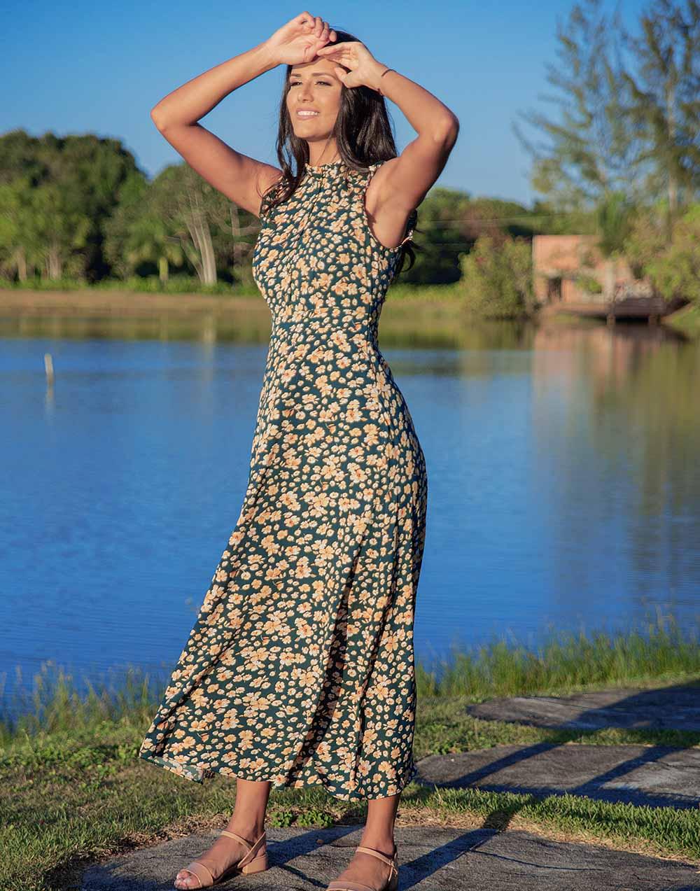 Make a Move Maxi Dress