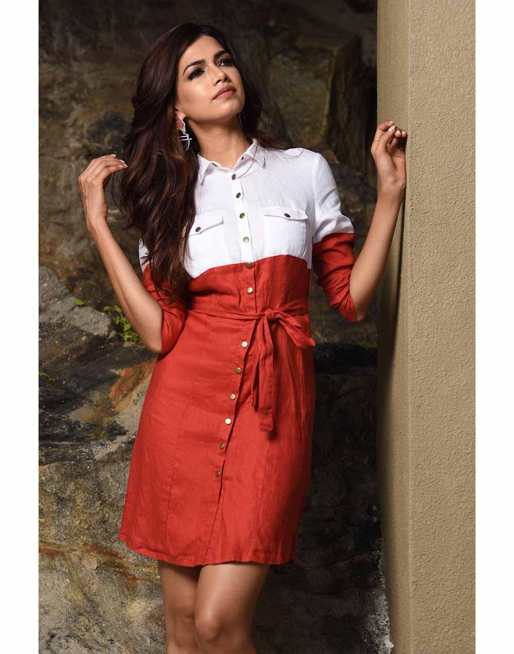 Rock The Frock Linen Dress