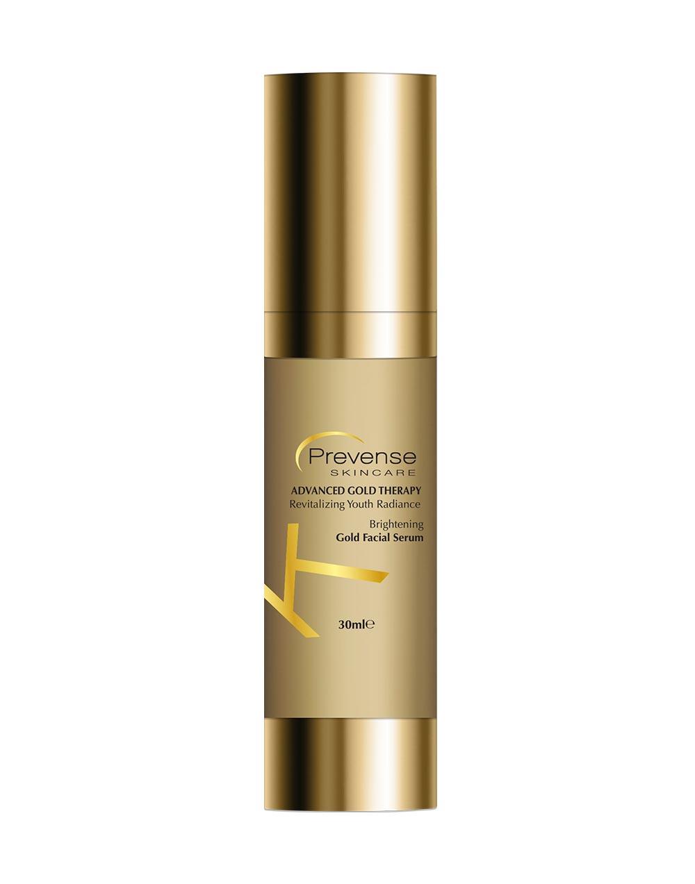 Brightening Gold Facial Serum