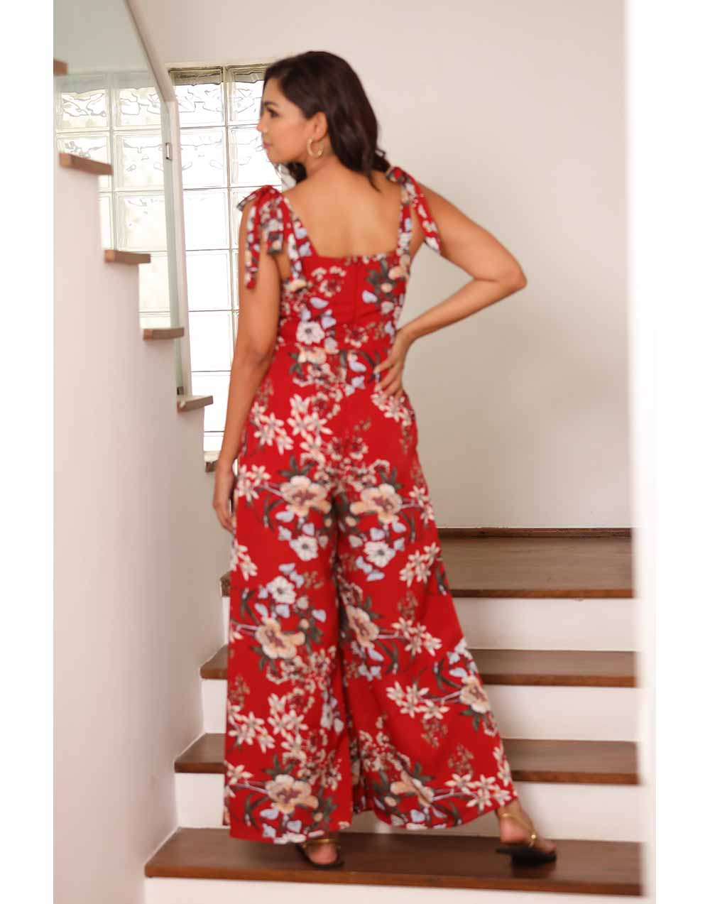 Falling Love With You Jumpsuit