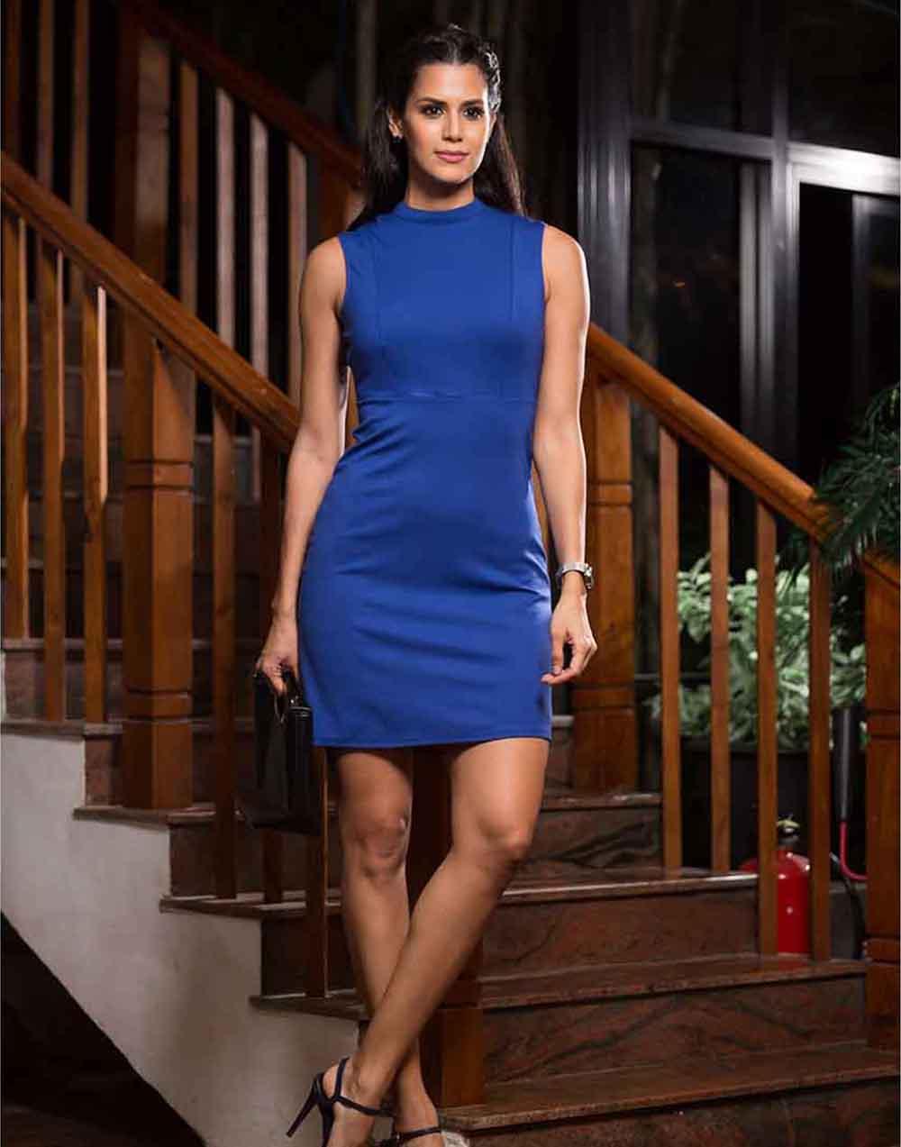 Pointelle WW Dress.