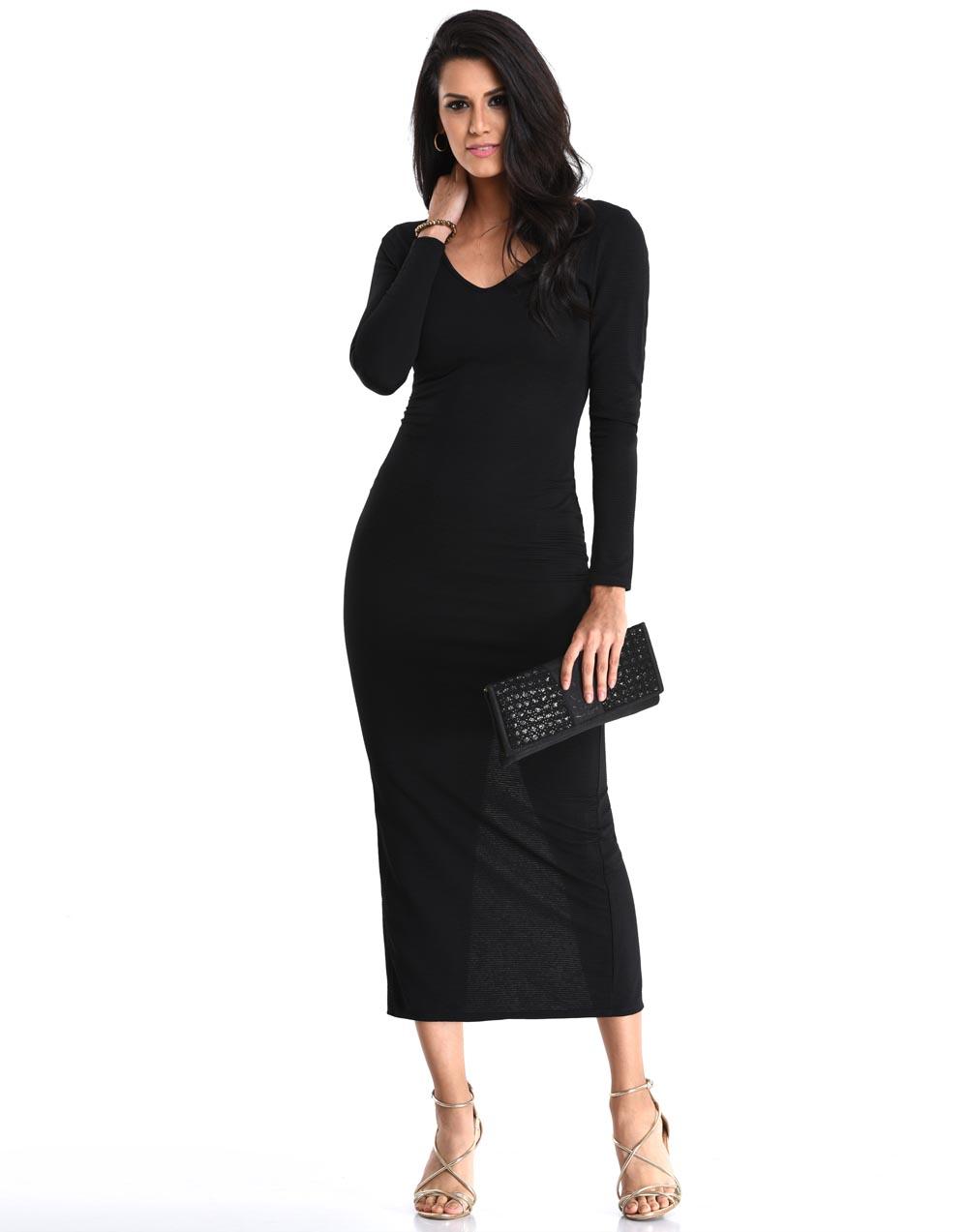 Body Huggining Dress