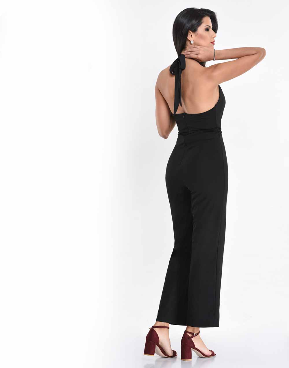 Halter Neck Jumper