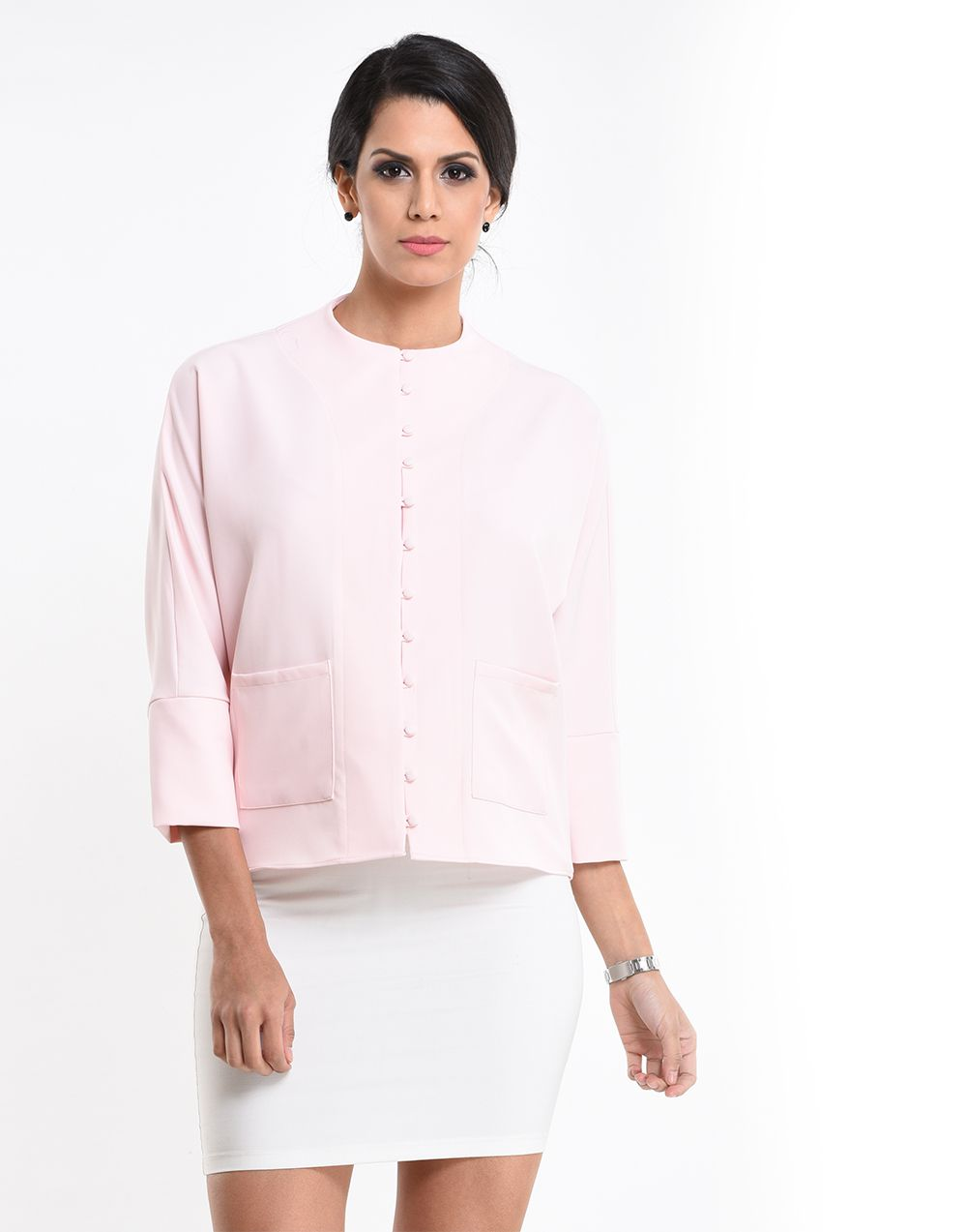 Front Pocket WW Top