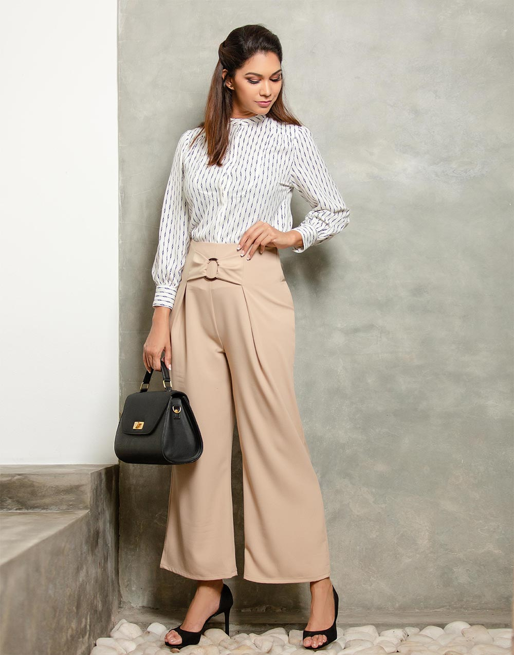 Ring - Side Buckled WW Pant