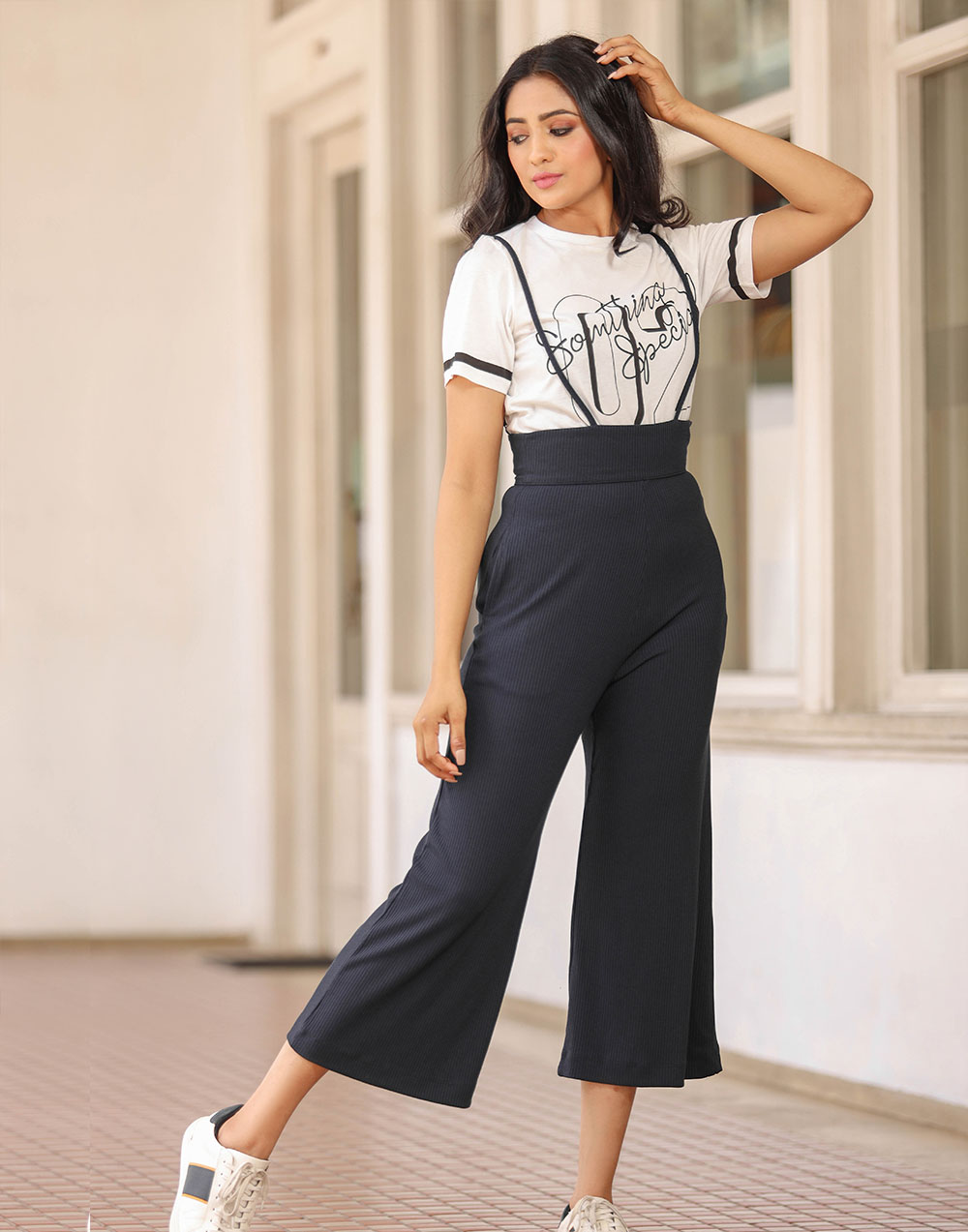 Simply The Best Jump Suit