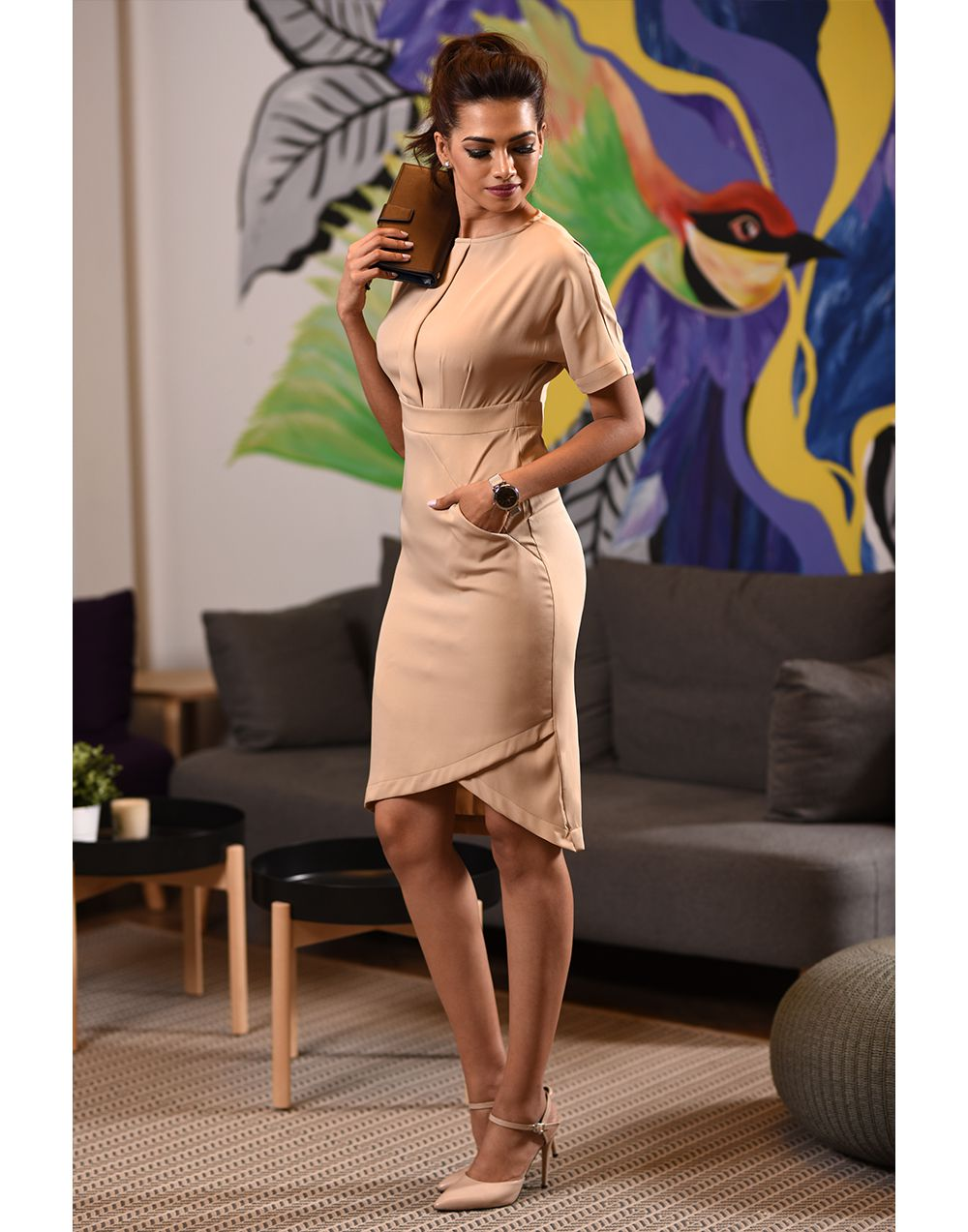 Bossy Girl Power WW Dress