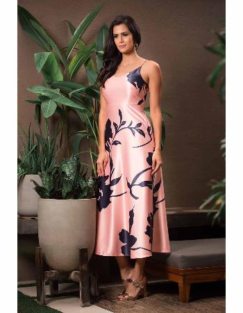 Sleeveless Staeen dress