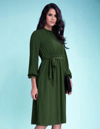 Always basic midi Dress