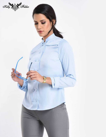 Confident Work Wear Top