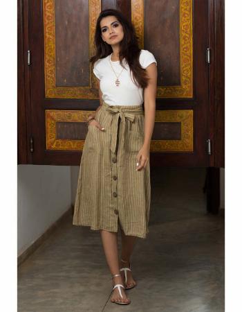 Linen Skirt!!