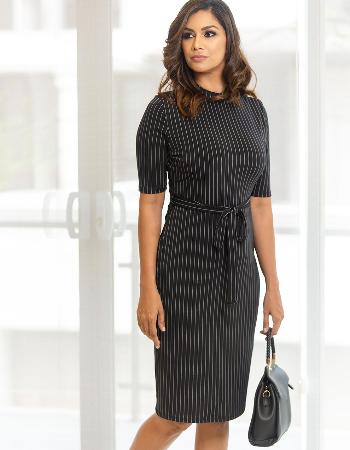 Stripe Bossy WW Dress