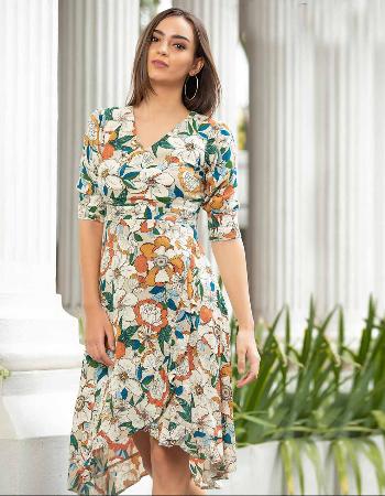 Blooming Night Dress