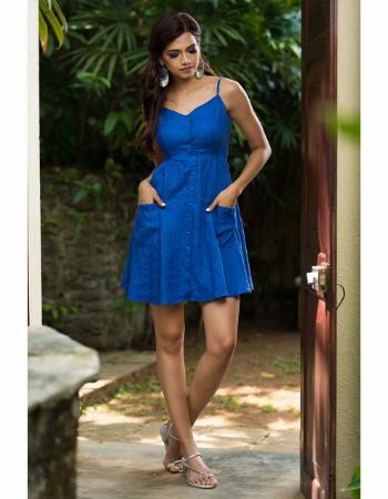 Belleza Linen Dress!
