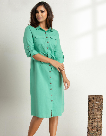 Everyday Beautiful Linen Dress