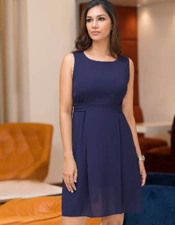 Li Tia Sleeveless WW Dress