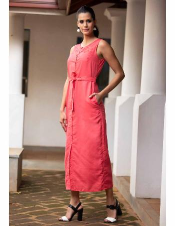 Party Girl Linen Maxi Dress
