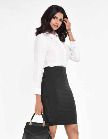 Slim Pull WW Skirt
