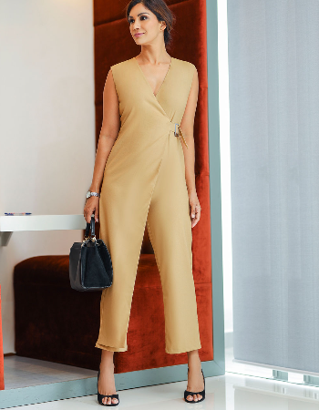 Never Late WW Jumpsuit