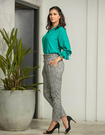 Blissed out Work Wear Pant
