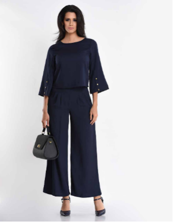 Addle Loose Fit Pant