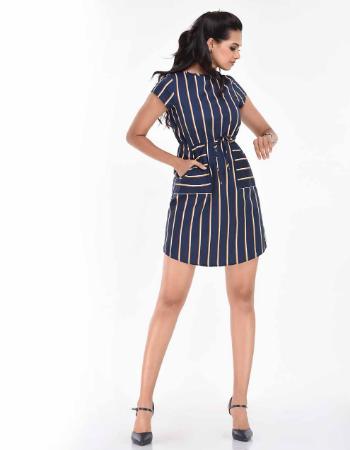Boxy Stripe WW Dress!!!