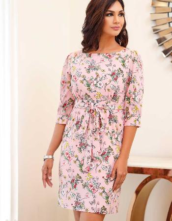 Floral WW Dress