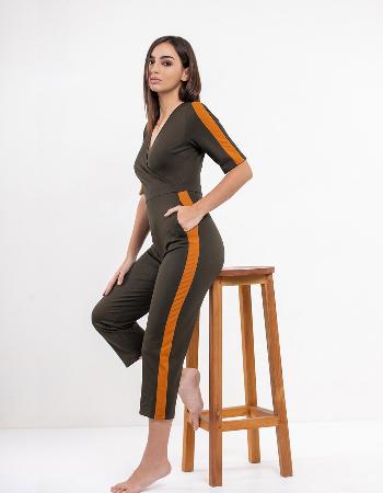 Boss Lady Basic Jumpsuit