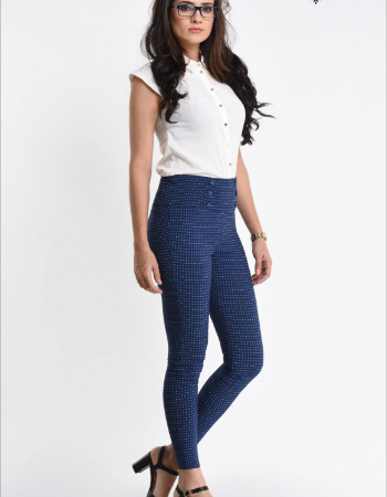 Work Girl High Waist Pant