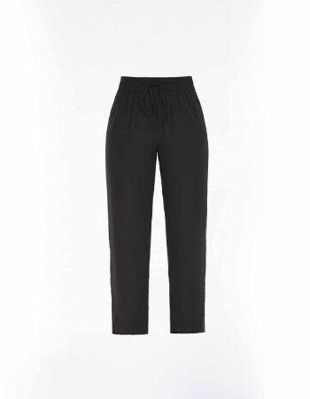 High Waisted Basic Pant