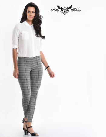 Plaid Waves WW Pant!
