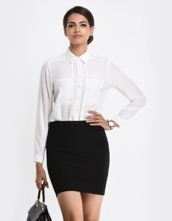 Comfy To Formal WW Top