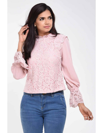 Lace Top!