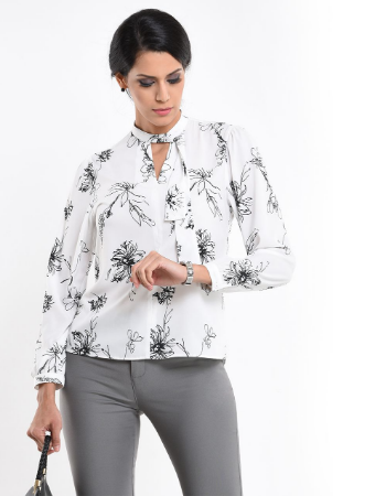 Coco Cocp Printed WW Top